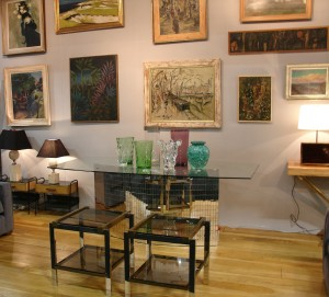 October Decorative Fair Stand