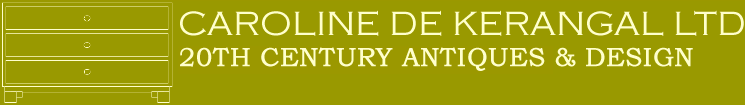 CAROLINE DE KERANGAL LTD Logo